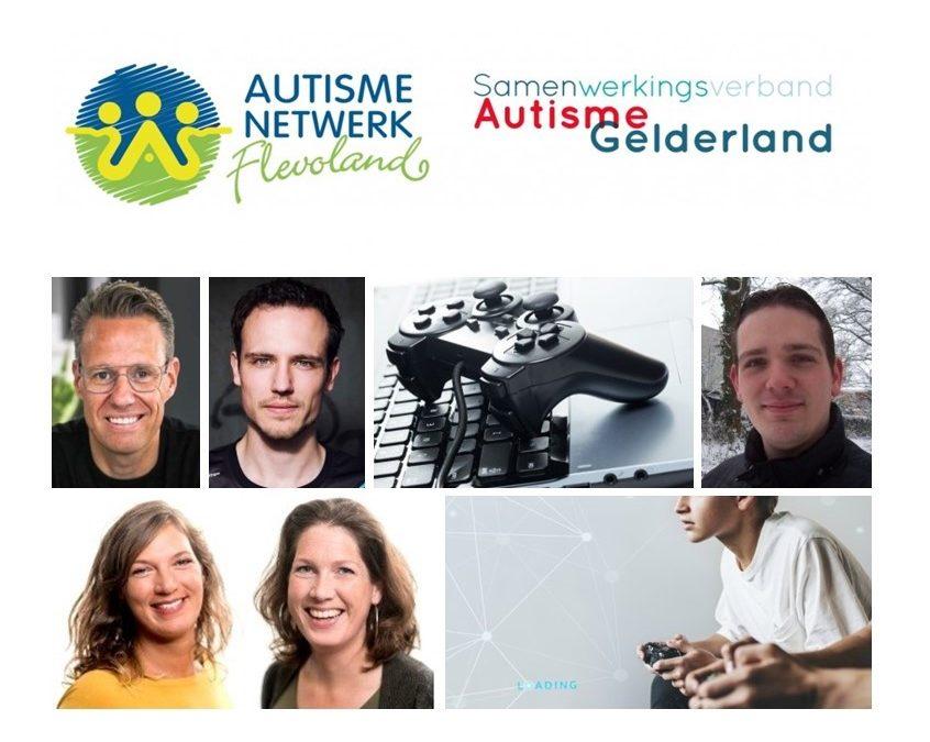 Autisme en gamen – gratis Webinar voor alle regio's