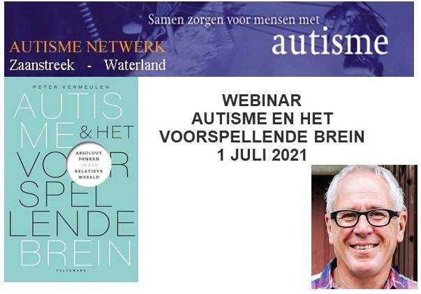 Webinar Autisme en het voorspellende brein